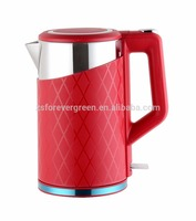 China manufacturer machine grade power off automatically commercial stainless steel electric kettle