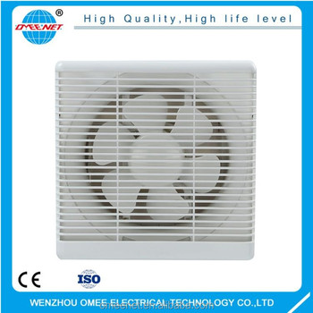 China Manufacturer Shutter Bathroom wall mounted big Exhaust ceiling Fans ventilation