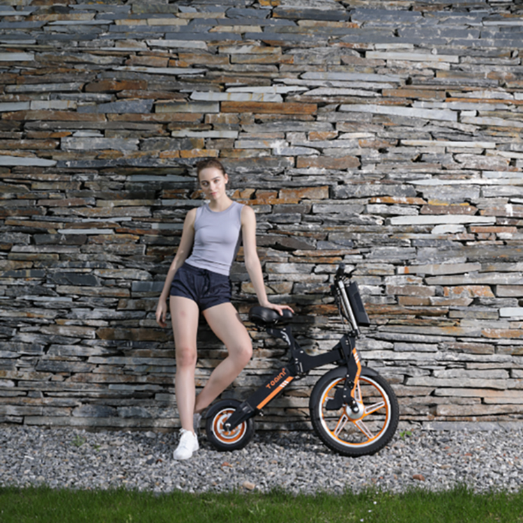OEM design Folding brushless motor e-scooter 50KM, Optional