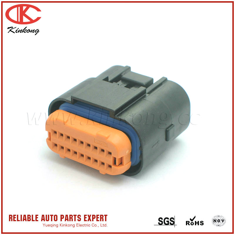 Kinkong Automotive Connectors 18P Socket Housing connector