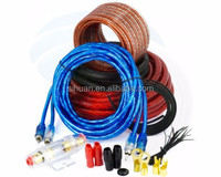 standard wire car audio cable kit car amplifier wiring kit low price