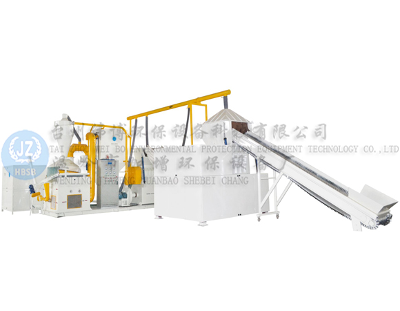 JZ-GCB1200 PCB scrap sepatation and recycling machine