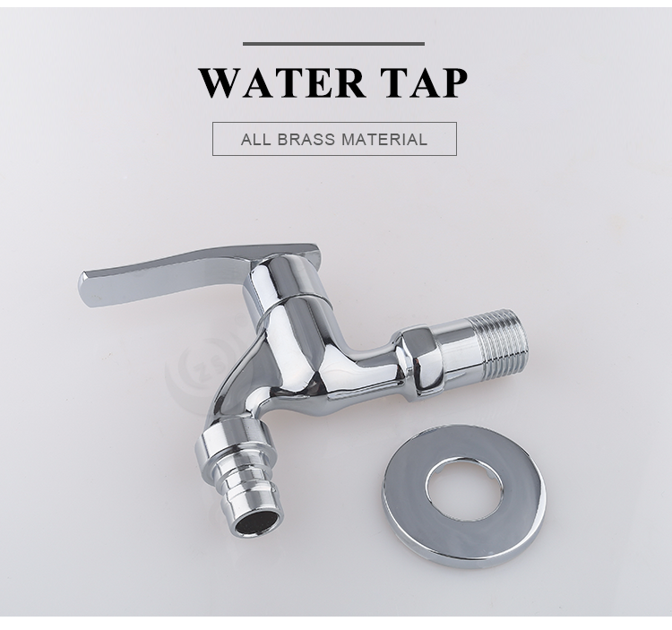 Gold Supplier Excellent Service Wall Mounted 1/2 Inch Kitchen Faucet ...