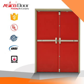 ASICO Double Leaf STC 52 Steel Soundproof Acoustic Theatre Door With Special Seals & Asico Double Leaf Stc 52 Steel Soundproof Acoustic Theatre Door With ...