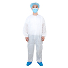 Arc flash protective coverall acid resistant coveralls Workwear Safety Cleanroom