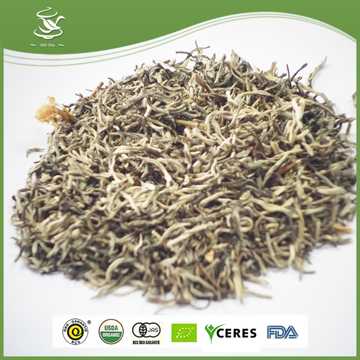 Flavor Silver Needle Jasmine White Tea