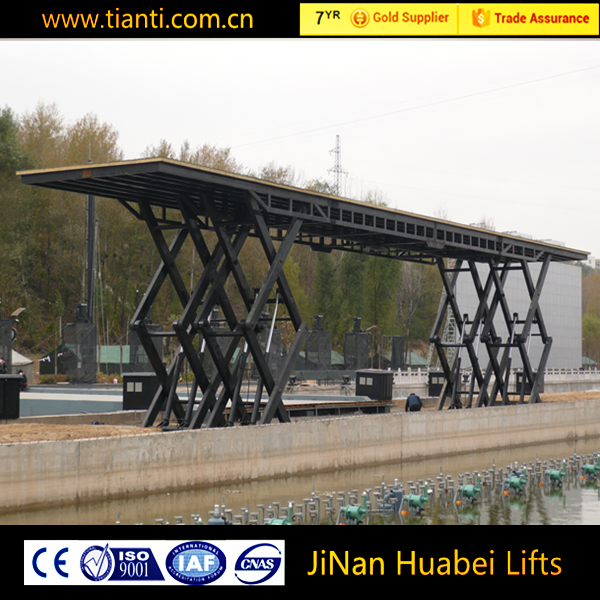 China Manufactures Indoors Scissor Lift Elevator For Warehouse ...