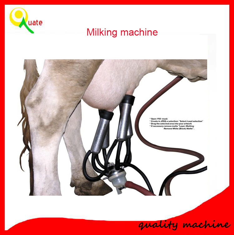 cow milker machine / dairy cattle milk machine