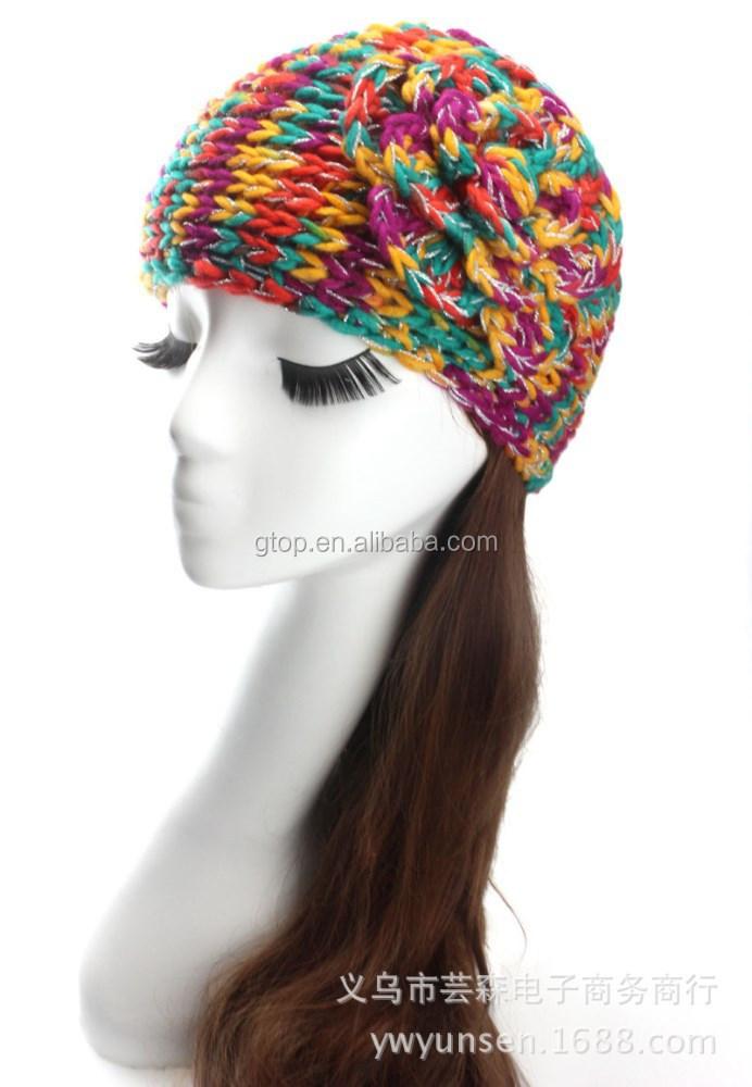 Venta al por mayor diadema crochet-Compre online los mejores diadema ...