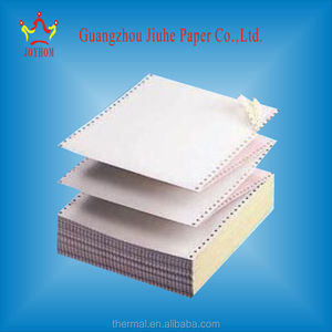 Promotion purchase order forms in carbonless paper manufacuturer