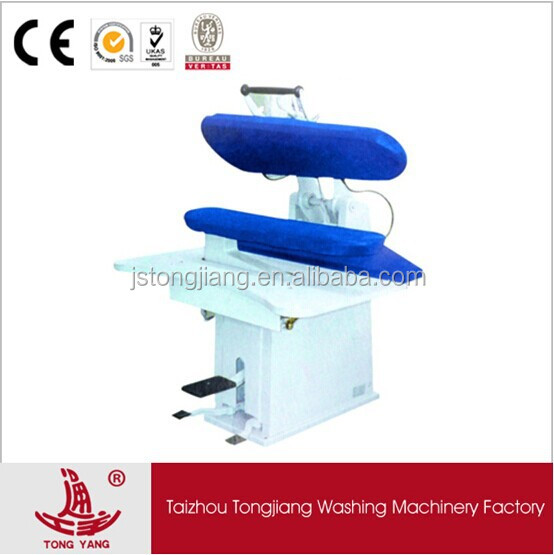 The model SZW-125 steam iron clothes professional with CE high quality