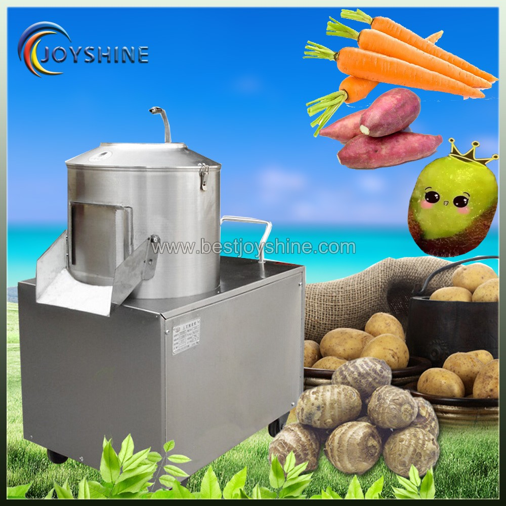 Top quality cassava peeling machine/sweet potato peeling machine
