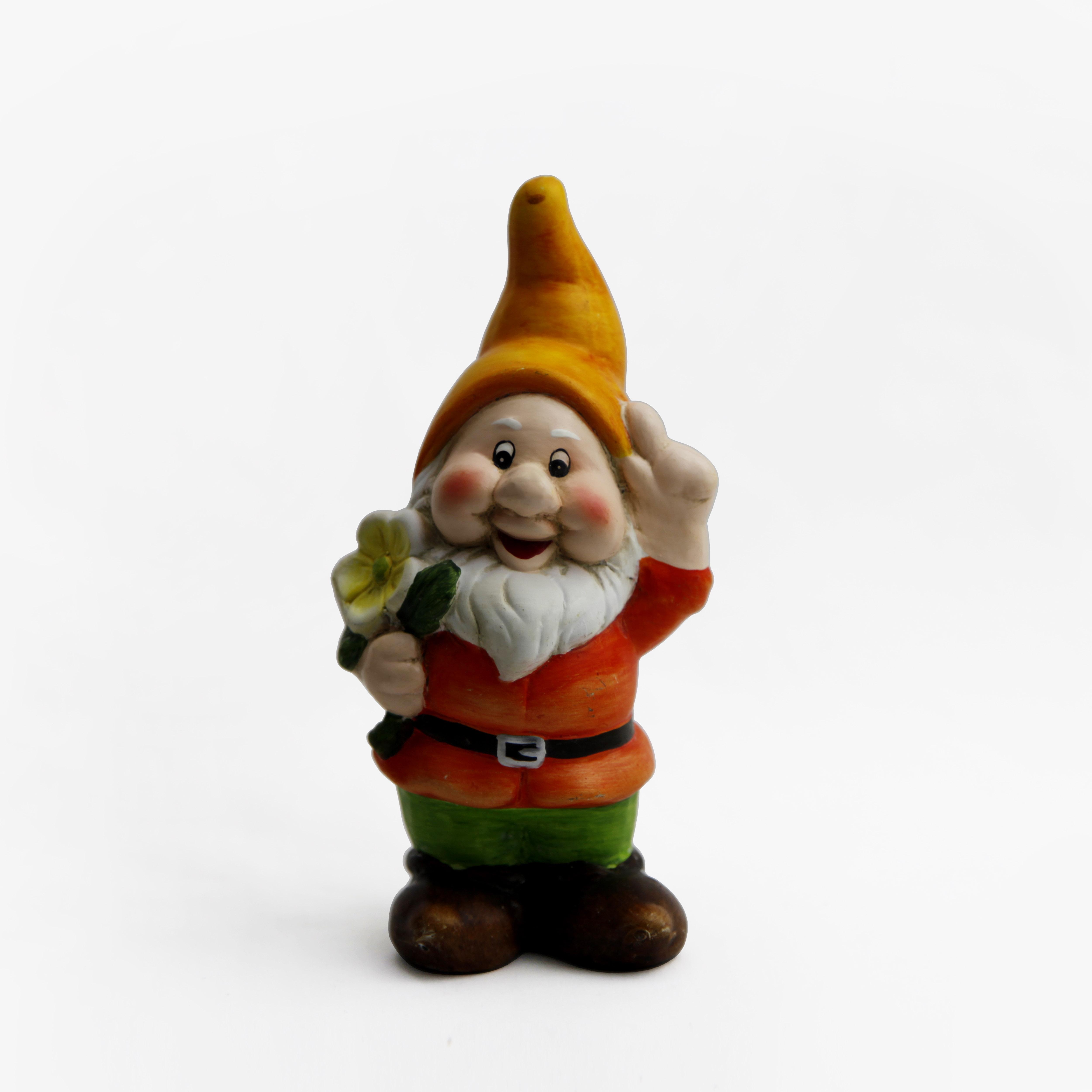 Home Garden Gnome Statue Outdoor