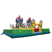 Inflatable seaworld fun city,inflatable painting playground,giant inflatable cartoon