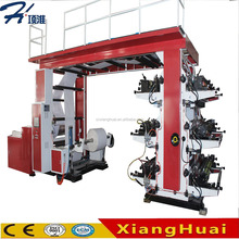 Full Automatic High speed multi color money printing machine
