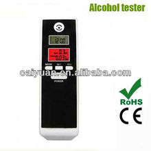 drive safety digital protable alcohol bad breath tester
