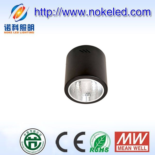 5W 10w 30w 50w recessed led down light round 220v led lux down light