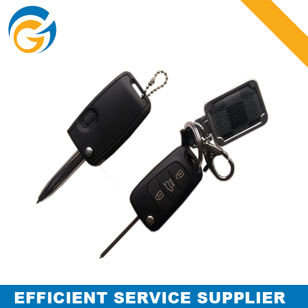 Car Key Shape Promotional Writing Pen