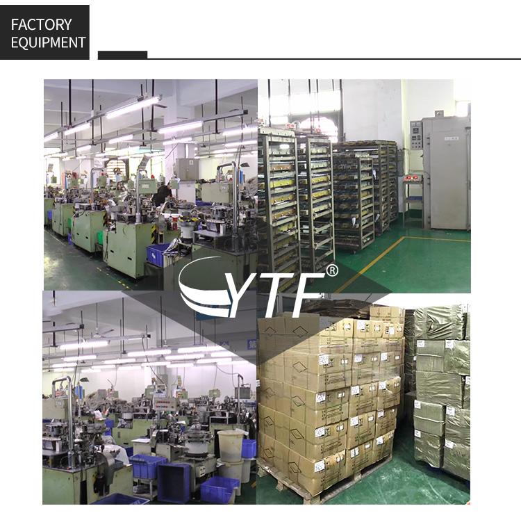 passive crystal oscillator,3*8 crystal oscillator,crystal oscillator 4MHZ 6MHZ