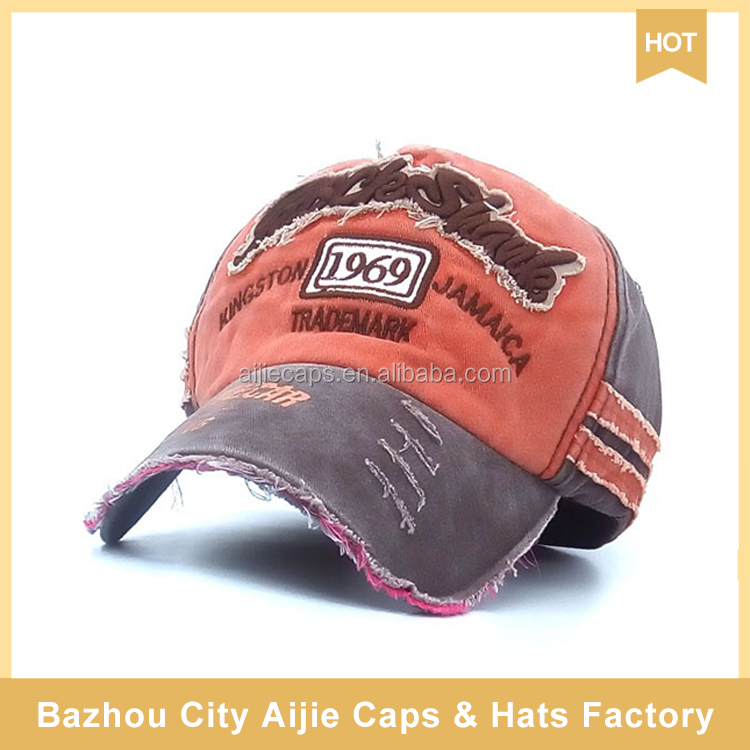 China wholesale branded golf caps , baseball caps for kids