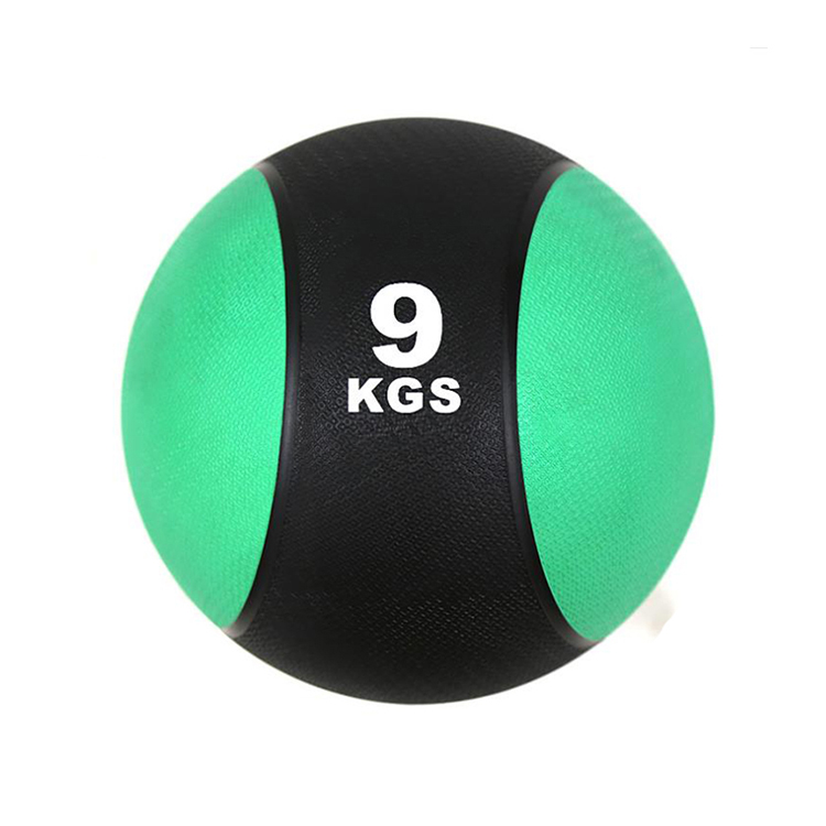 Customized Weight Fitness Training rubber color Medicine <strong>Ball</strong>