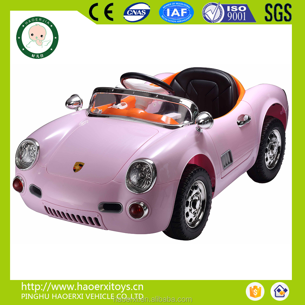 12V remote control electric children car ride on toys car