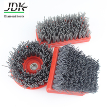 Frankfurt Stone Polished Abrasive Brushes Antique Brushes For Marble Polishing