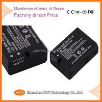 Dual Battery Charger Travel Kit for EN-EL14 Battery for Nikon D5500 SLR and Coolpix Digital Camera Compatible for Nikon MH-24
