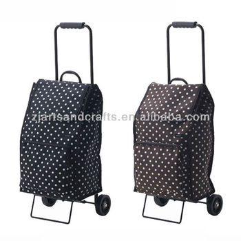 FY0014 Travel bags Trolley for promotional shopping chair/carts