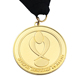 Cheap wholesale custom miraculous gold metal trophy medals