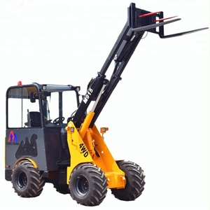 rough terrain vehicle chinese front end loader