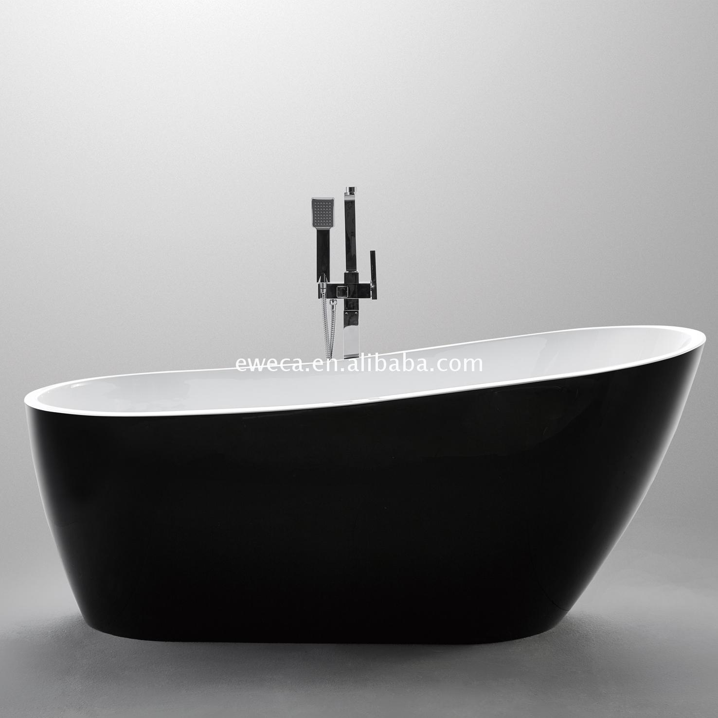 bathtub luxury designer black vetrina nella bath tubs bathtubs italian bathroom