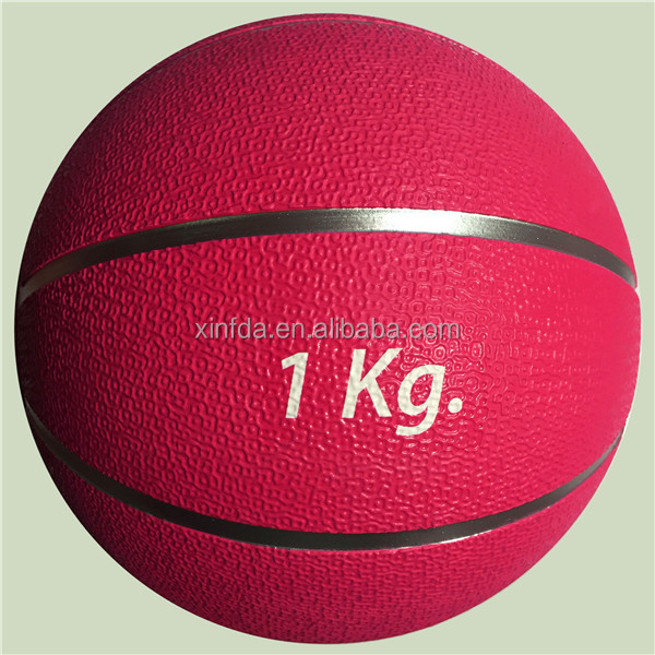 Wholesale Crossfit Soft Rubber Leather Slam Gym Medicine Ball