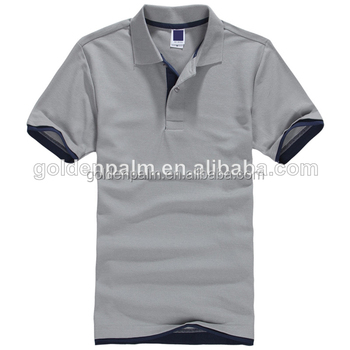 OEM Service Unisex Gender products 2017 polo tshirts for man