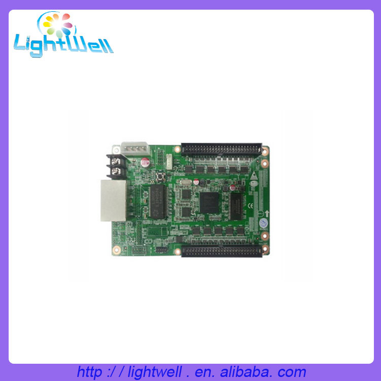 P10 controller asynchronous card Linsn RV901 RV801 LED receiving card