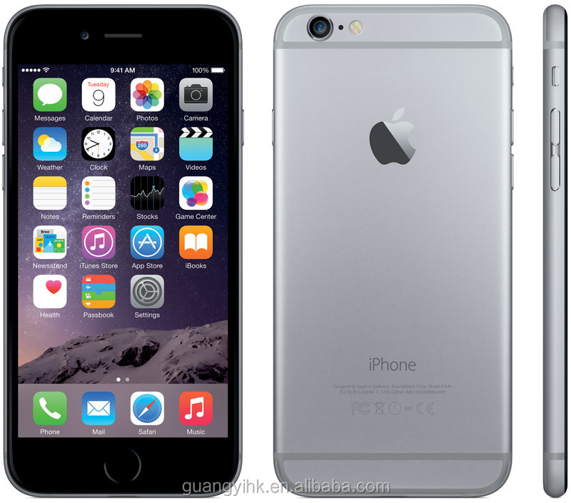 Apple Iphone 6 Plus - Original Smartphone Wholesale (new,14-day ...