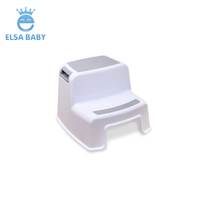 New Child Toilet dual height folding 2 step stool for kids China made
