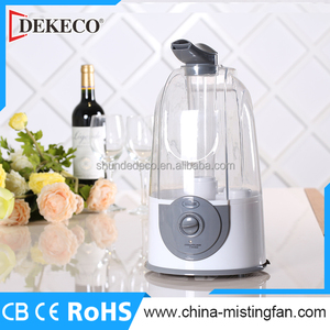 double nozzle anion humidifierultrasonic mist maker fogger 10 head humidifier