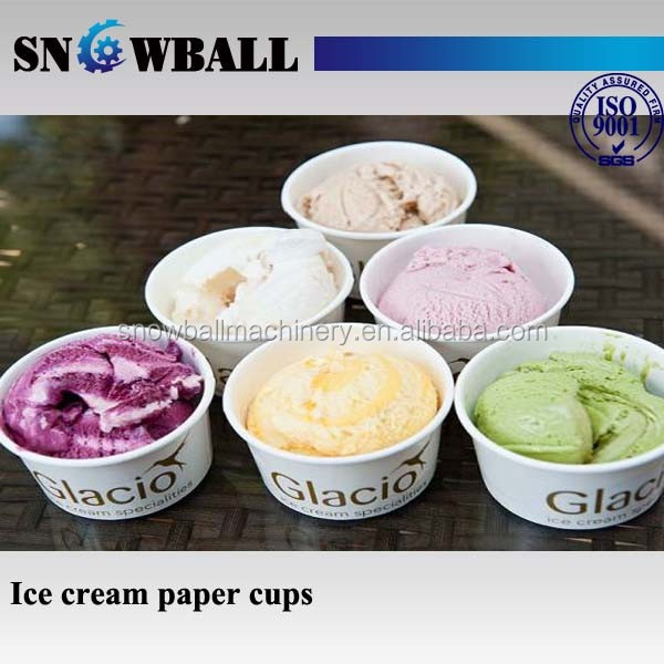 Packaged for ice cream paper cup and lid/Gelato tub/1000ml paper cup with spoon price