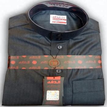 d27455c933a03f line design fabric saudi style muslim clothing arab thobe thawb robe abaya  thoub