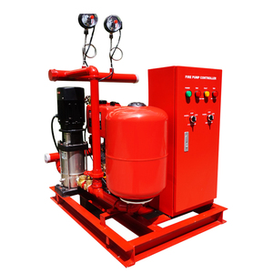 NFPA20 Booster Diesel Engine, Electric, Jockey Fire Fighting Water Pump Manufacturers