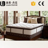 Memory foam five stars hotel king mattress