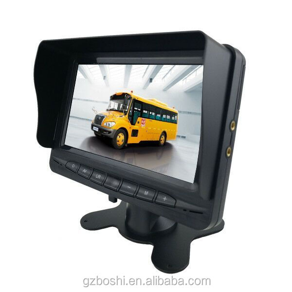 6.5inch TFT LCD Screen Analog Car back up Rearview Monitor system