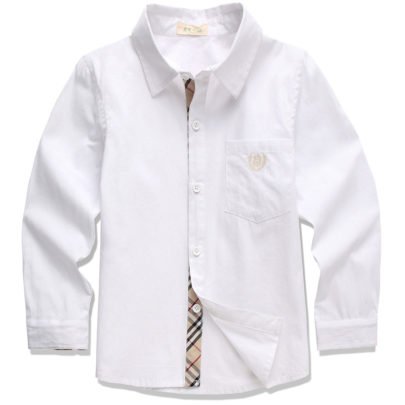 4ce2e3825 Get Quotations · New arrival 2015 Fashion Brand Children kids boys white  shirts school shirts for boys Baby boys