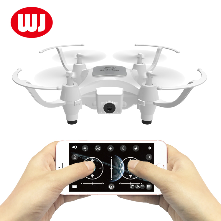 2017 best selling wifi smart phone controller mini nano quadcopter drone with hd camera