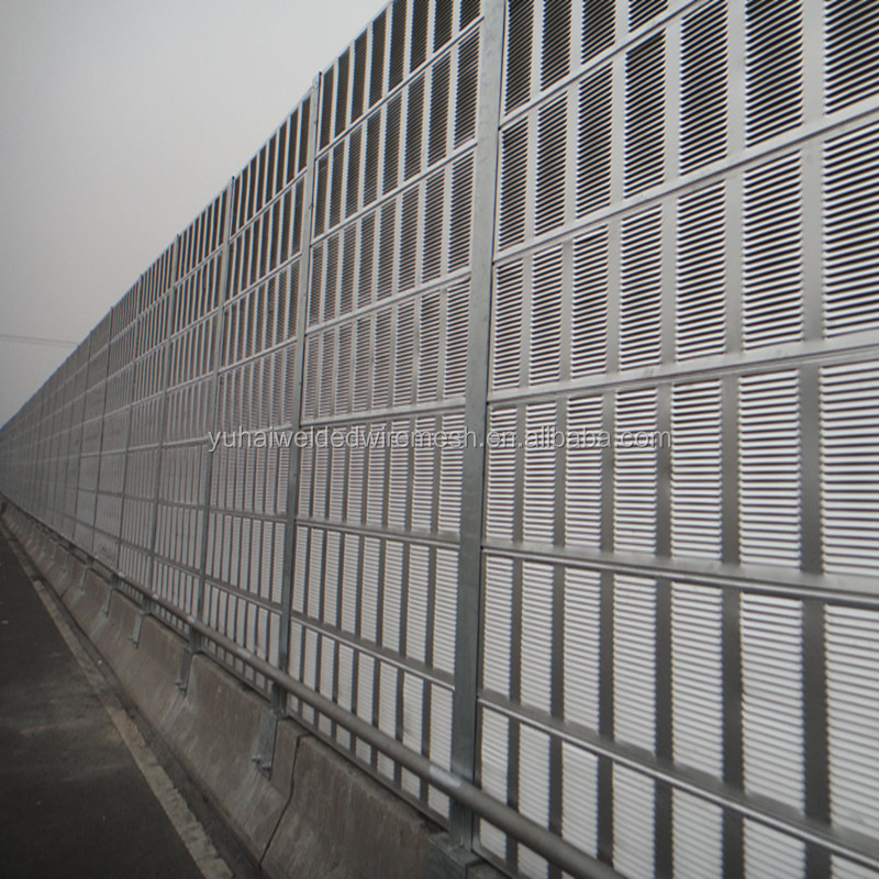 noise barrier/sound barrier wall/sound proofing wall