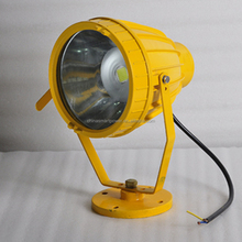 ATEX approved IP66 Explosion Proof LED projector lamp