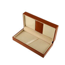 Professional Luxury Fountain Pens Gift Box USB Pen Drive Gift Box Leather Pen Gift Box.