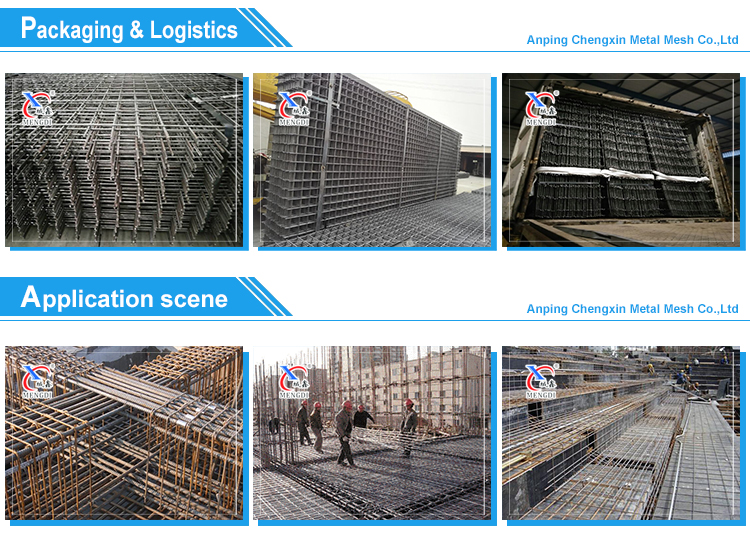 Welded Concrete Reinforced Wire Mesh