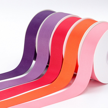 printed 3 inch grosgrain ribbon